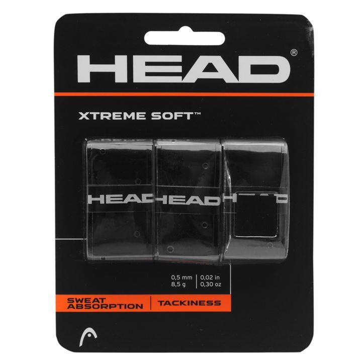 HEAD XtremeSoft Black X3