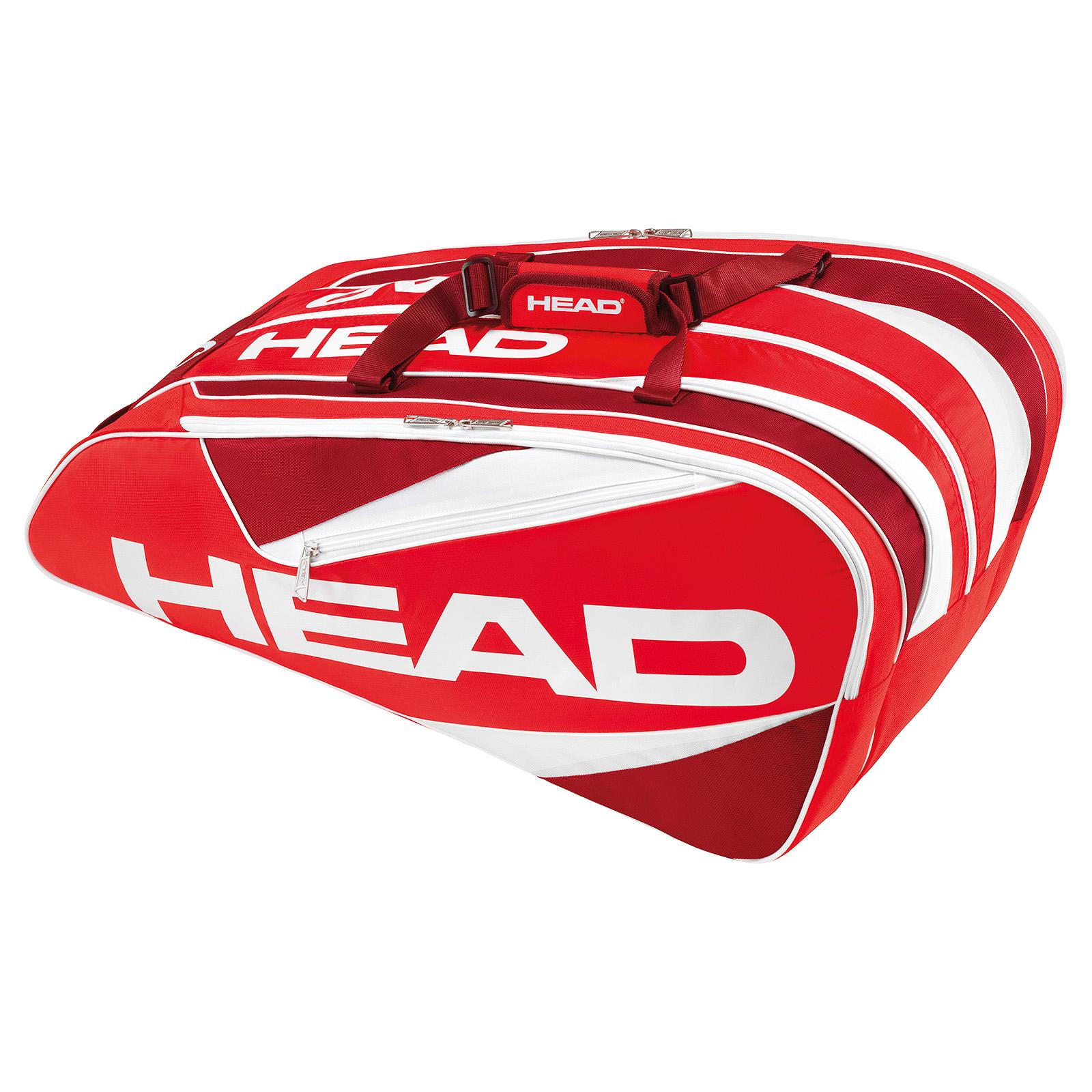 HEAD Elite Monstercombi 12R Red