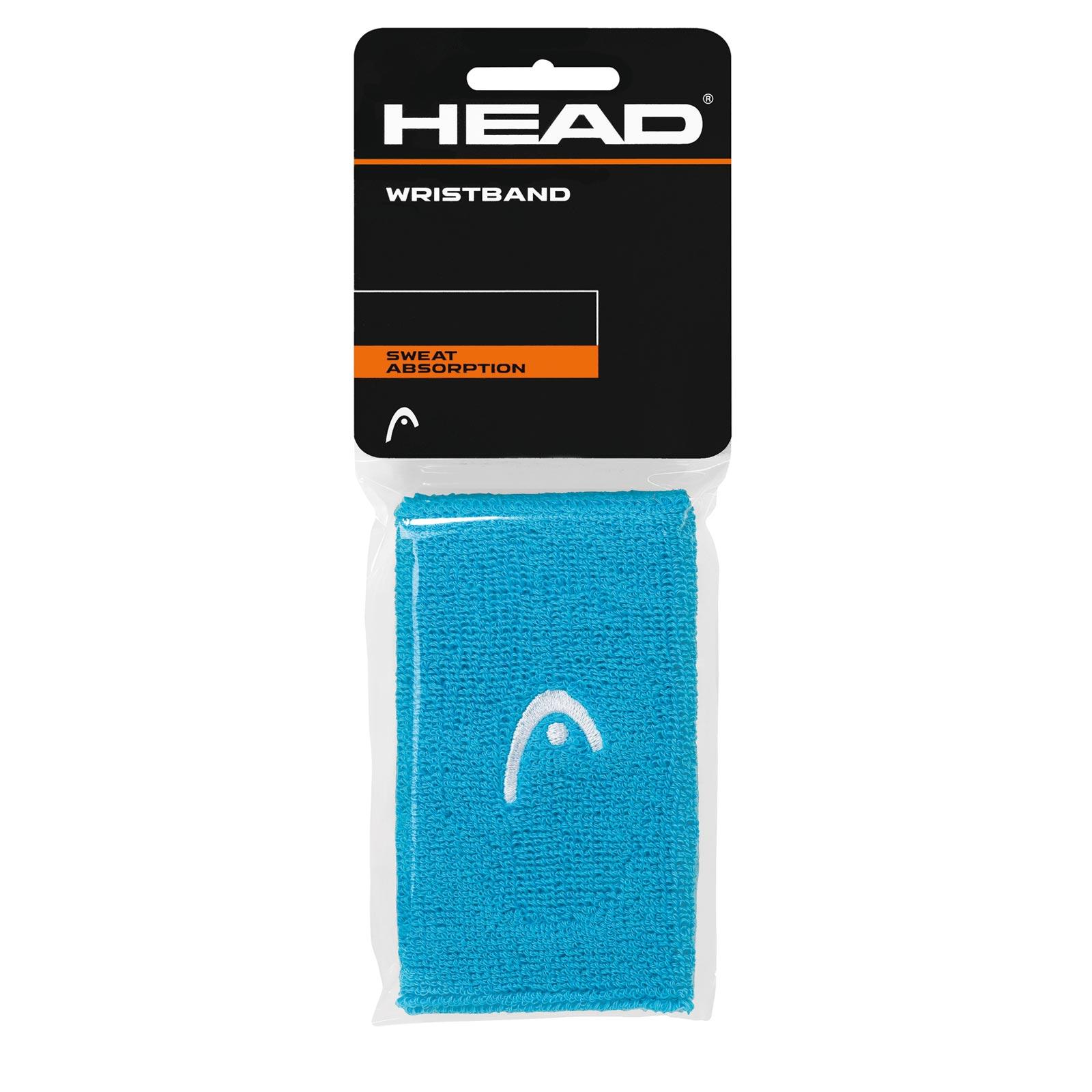 "HEAD Wristband 5"" 2016 turquoise"