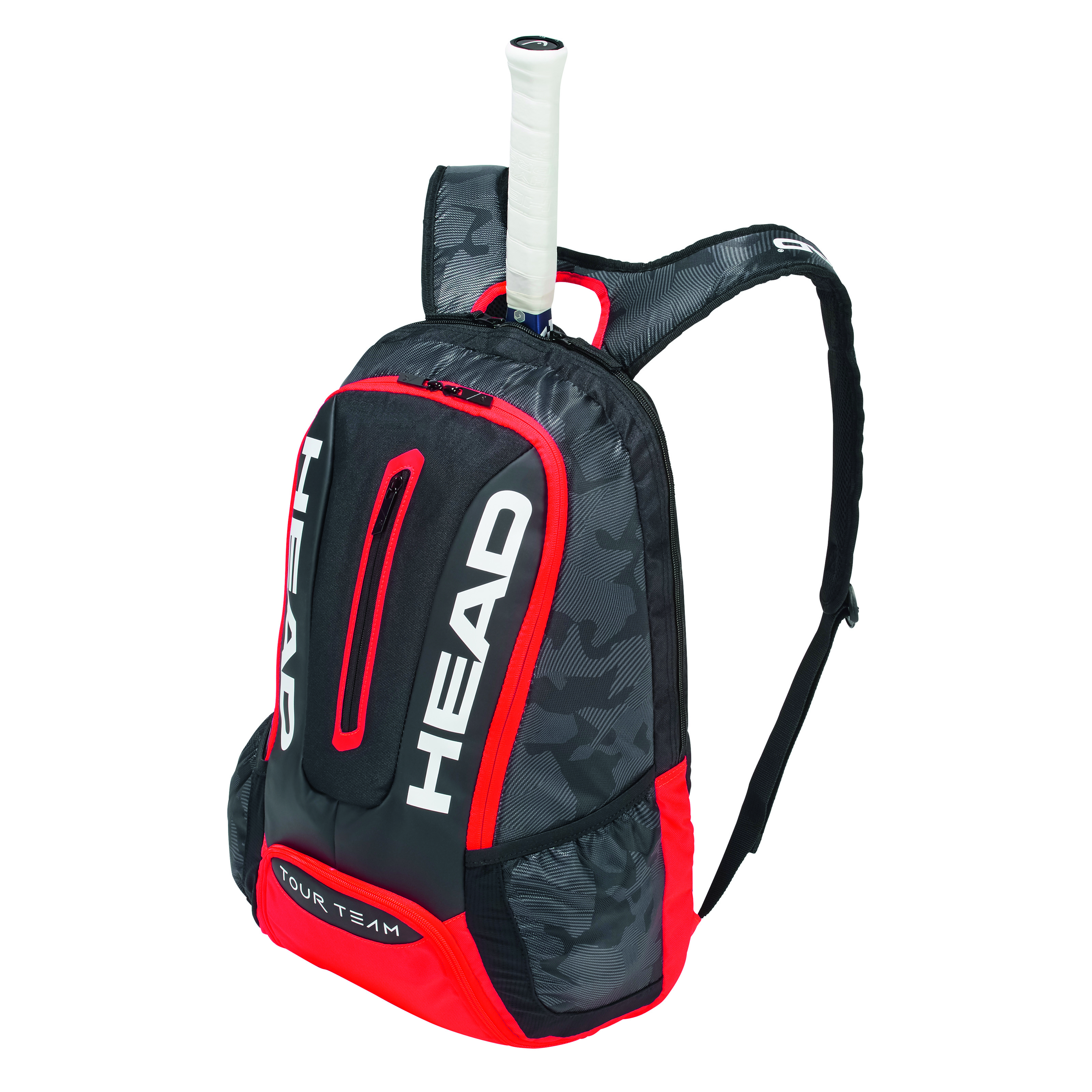HEAD Tour Team Backpack Black/Red 2018