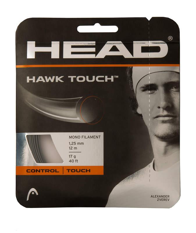 HEAD Hawk Touch 12m 1,25 Black