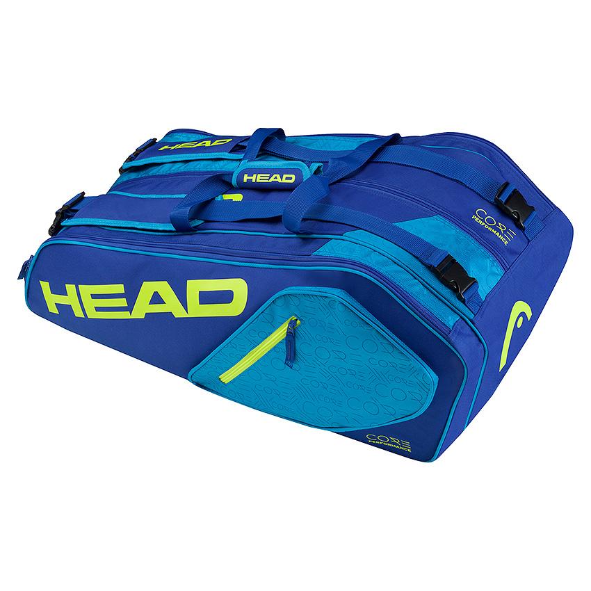 HEAD Core 9R Supercombi Blue 2017