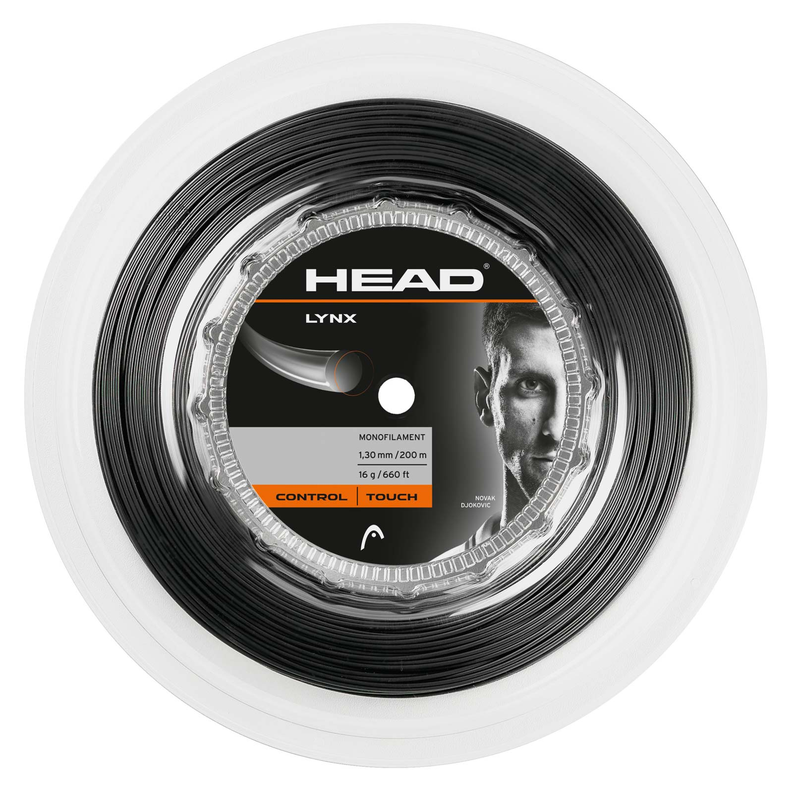 HEAD Lynx 200m 1,25 Anthracite