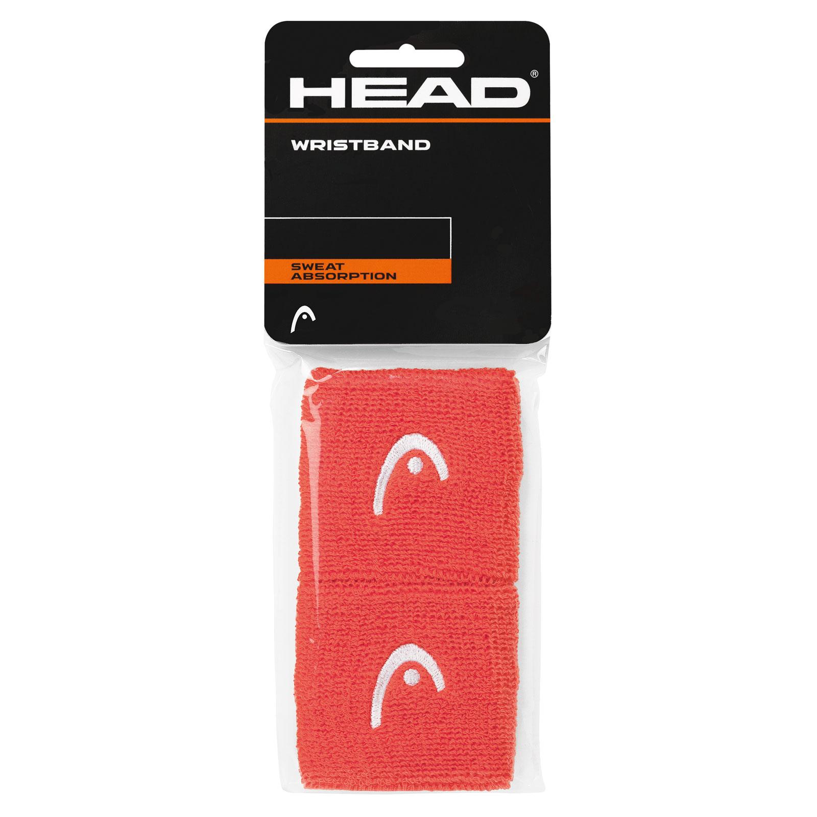 """HEAD Wristband 2,5"""" 2016 copper"""