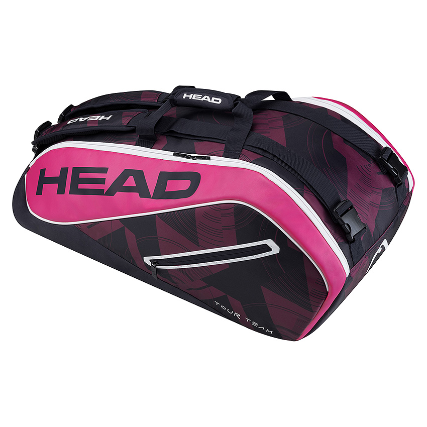 HEAD Tour Team 9R Supercombi Pink 2017