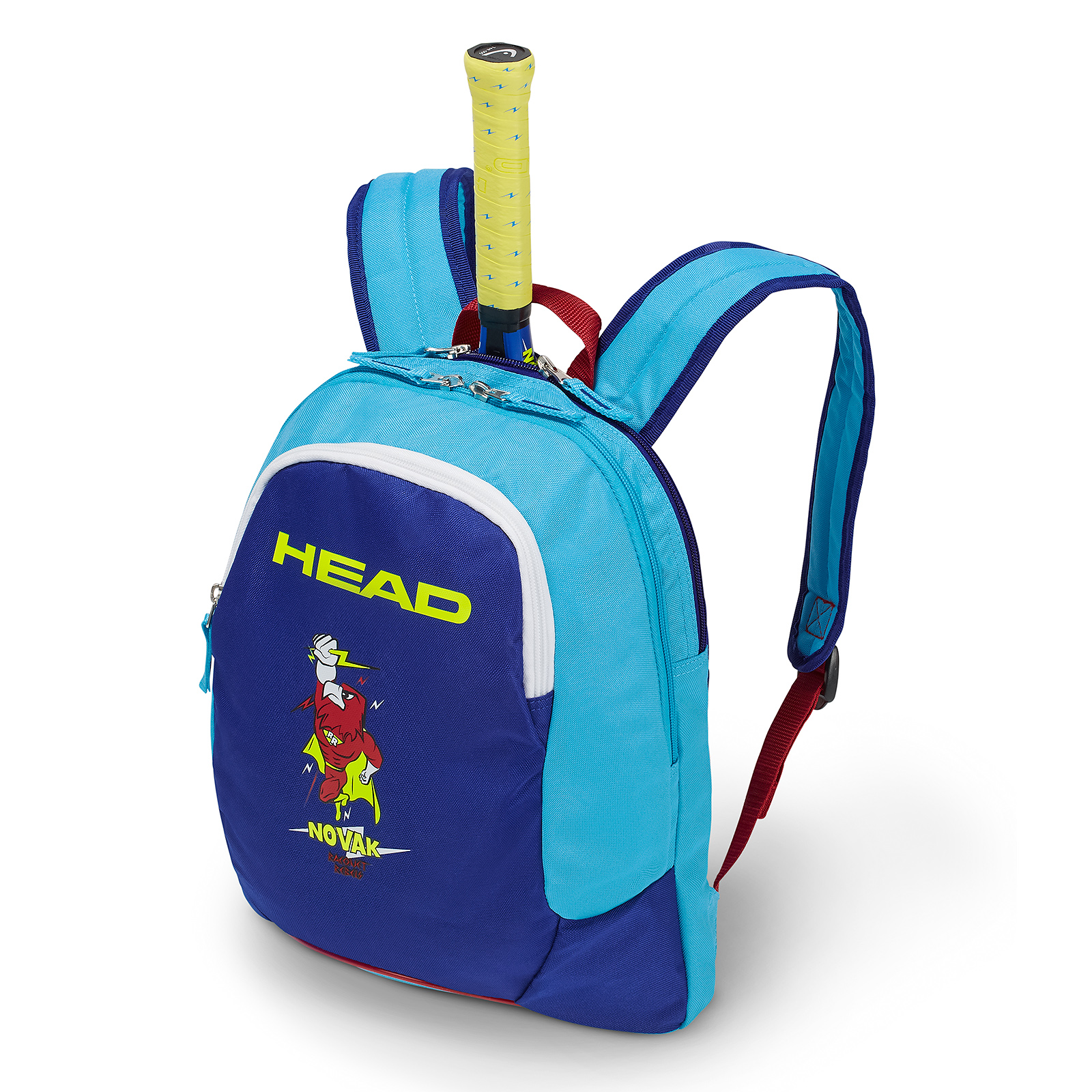 HEAD Kids Backpack Novak 2018