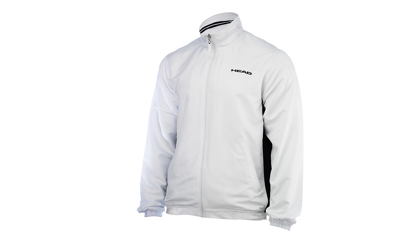 HEAD Hartley Jacket Men White/Black M