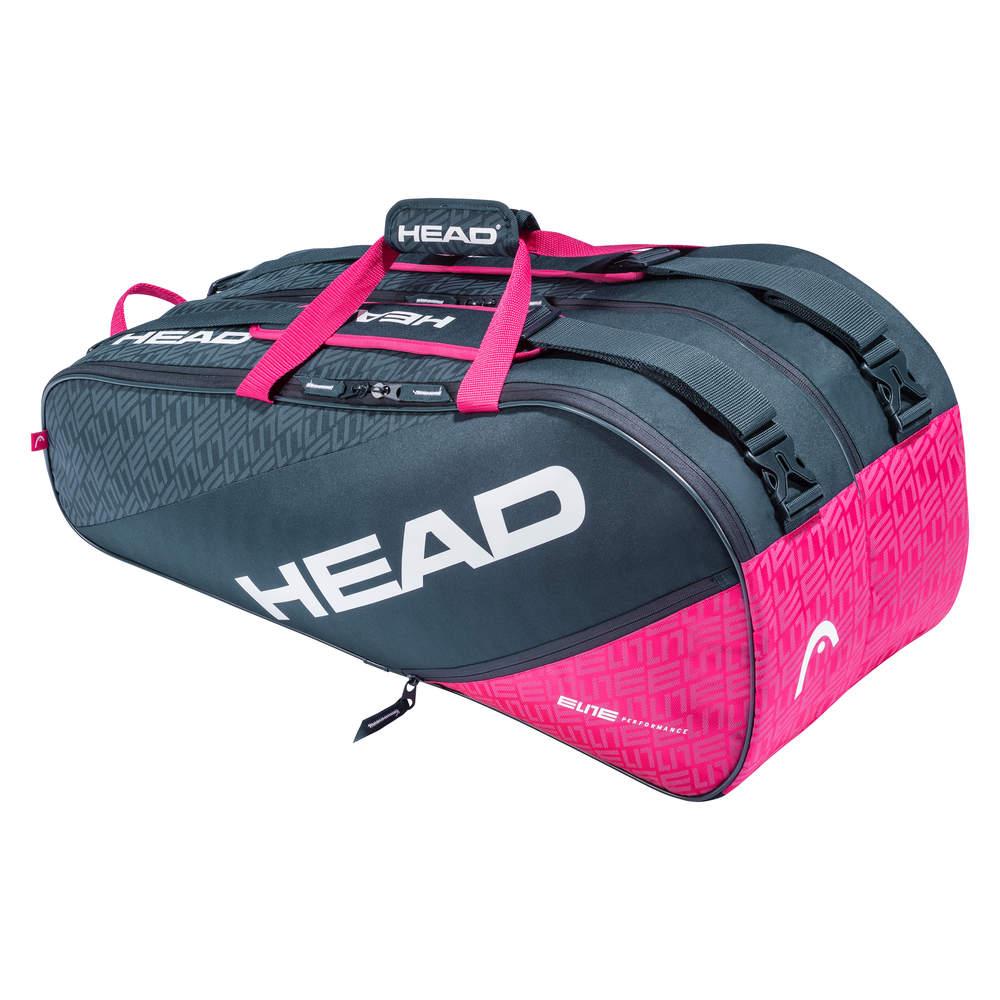 HEAD Elite 9R Supercombi Anthracite/Pink 2021