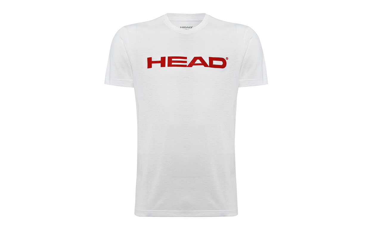 HEAD Ivan T-Shirt Men White XXL