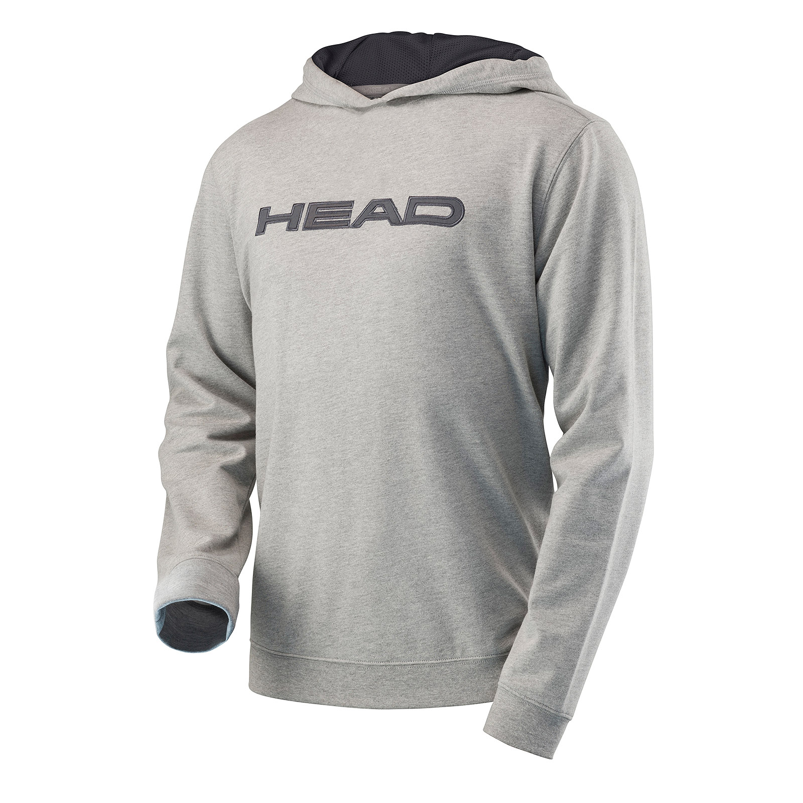 HEAD Byron Hoody Boy Grey 128
