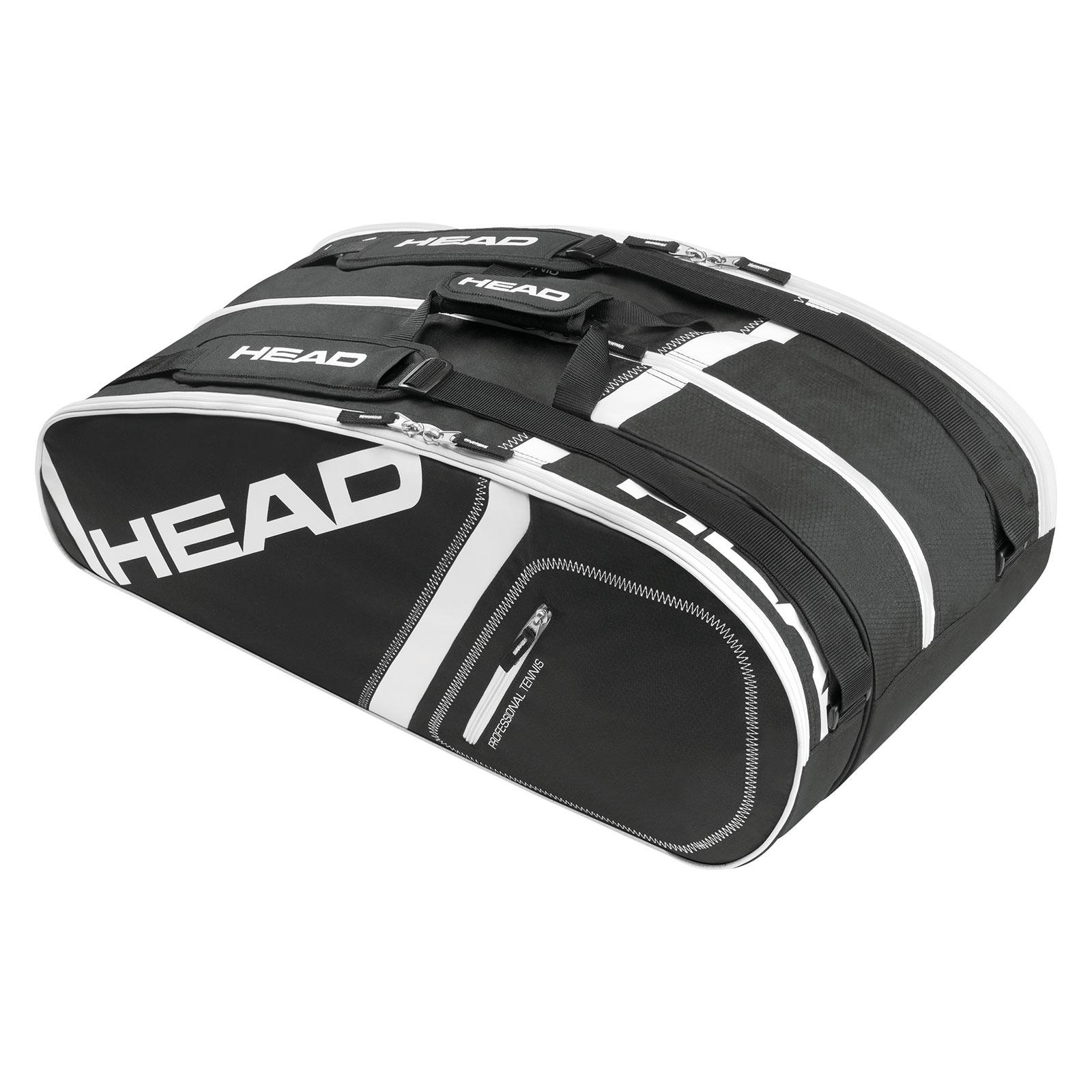 HEAD Core Supercombi 9R Black