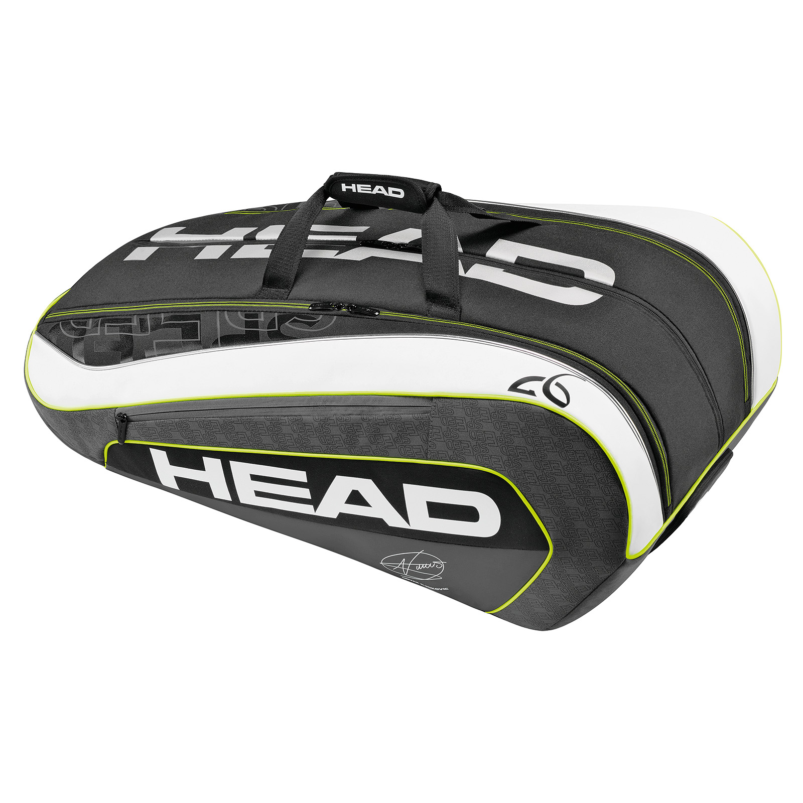 HEAD Djokovic 12R Monstercombi