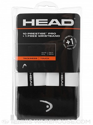 HEAD Prestige Pro 10+ Pack White