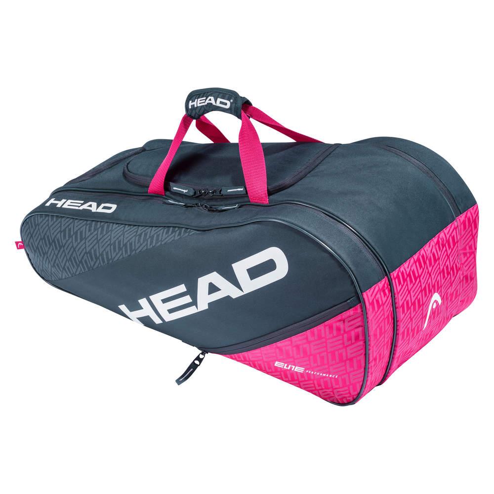 HEAD Elite Allcourt Anthracite/Pink 2021