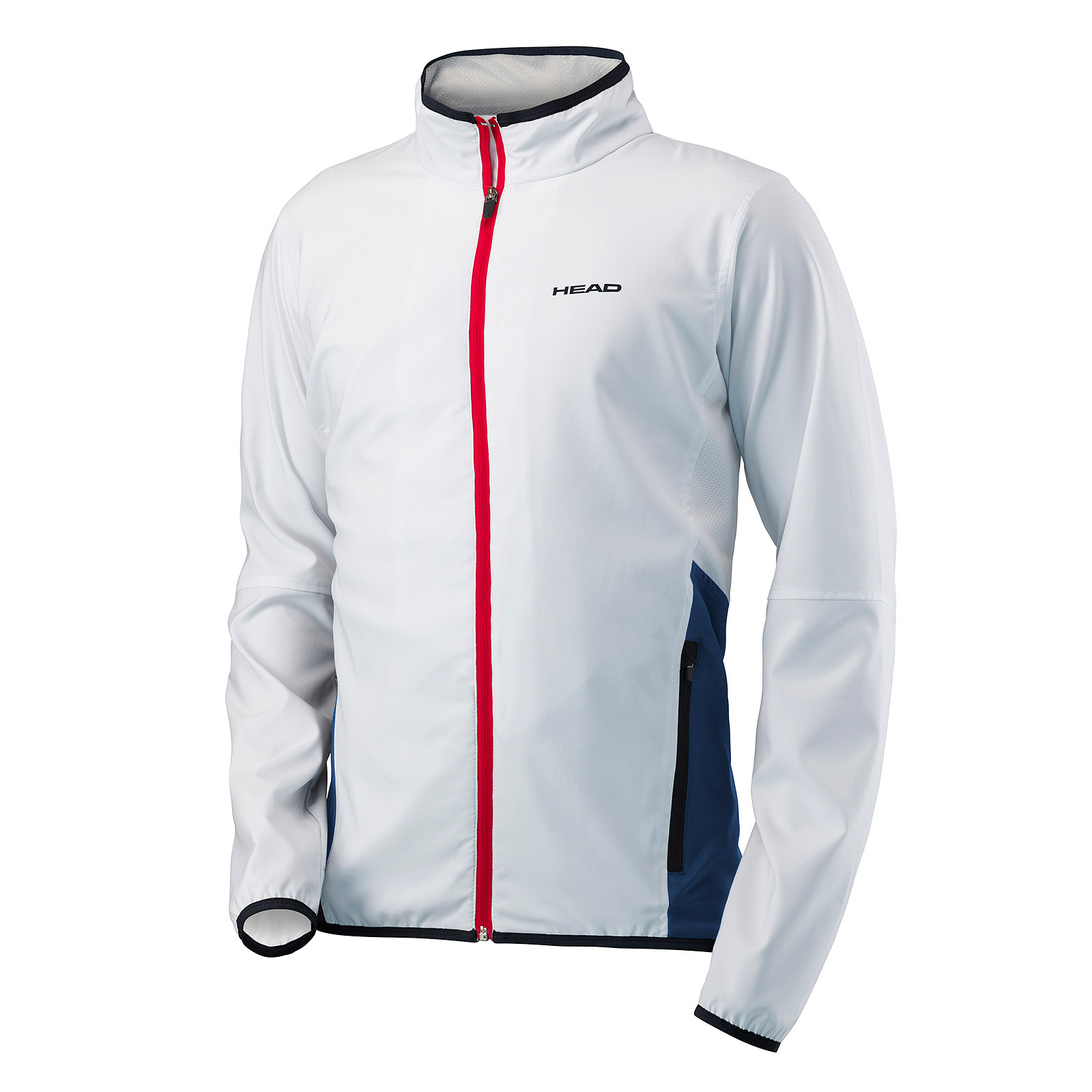 HEAD Club Jacket Men White S
