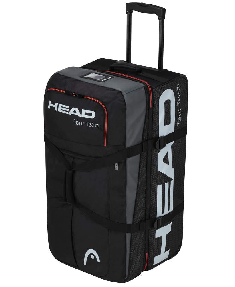 Head Tour Team Travelbag Black/Grey 2021