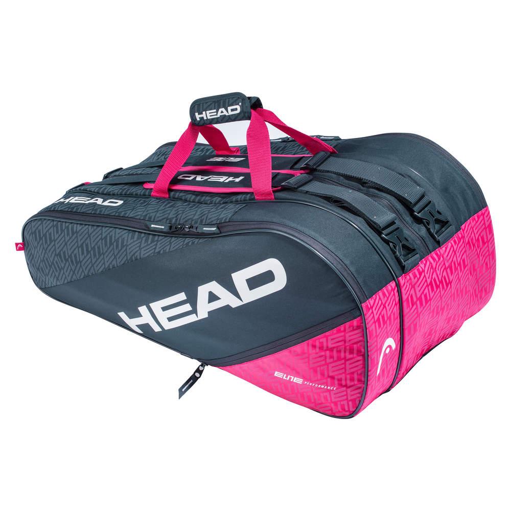 HEAD Elite 12R Monstercombi Anthracite/Pink 2021