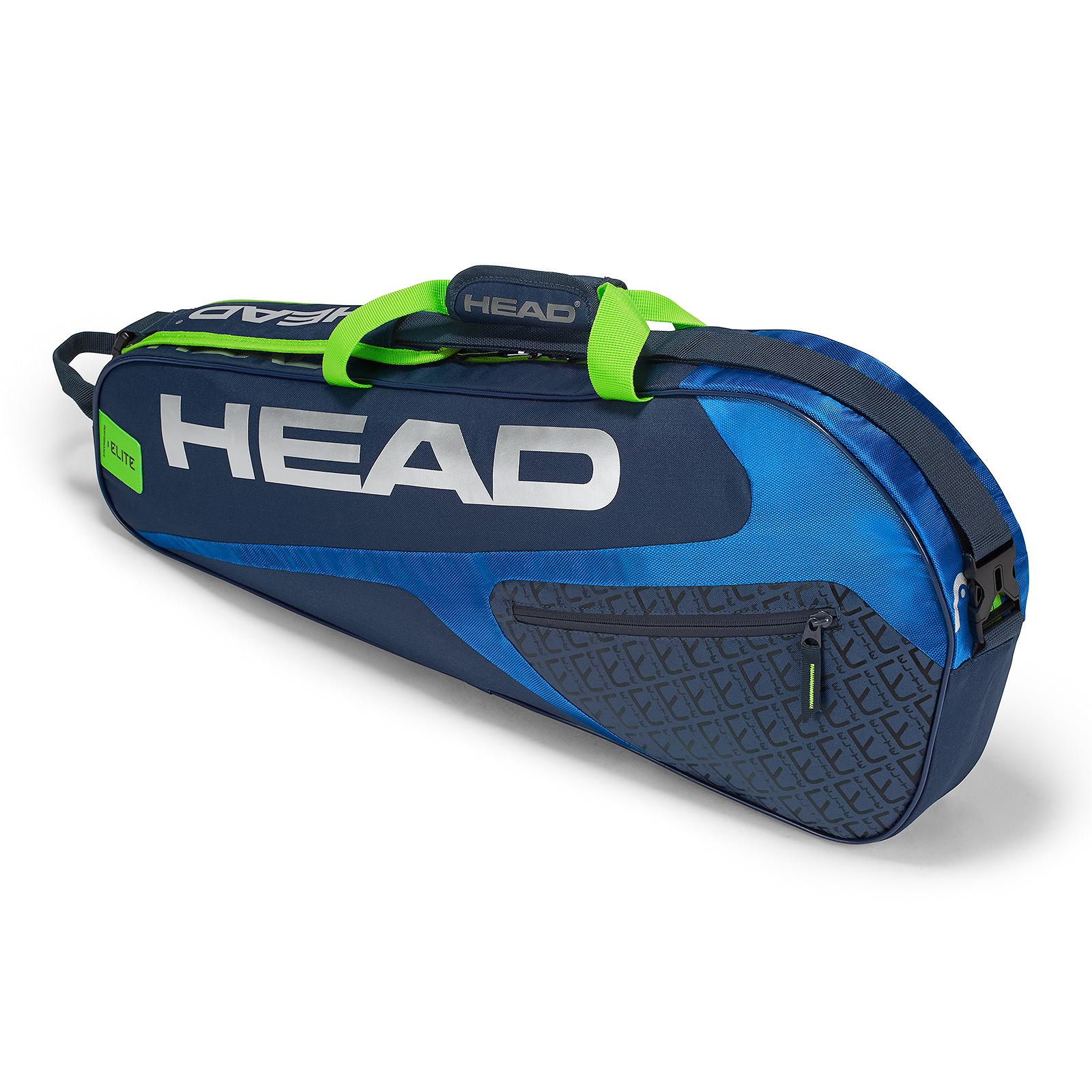 HEAD Elite 3R Pro Blue 2018