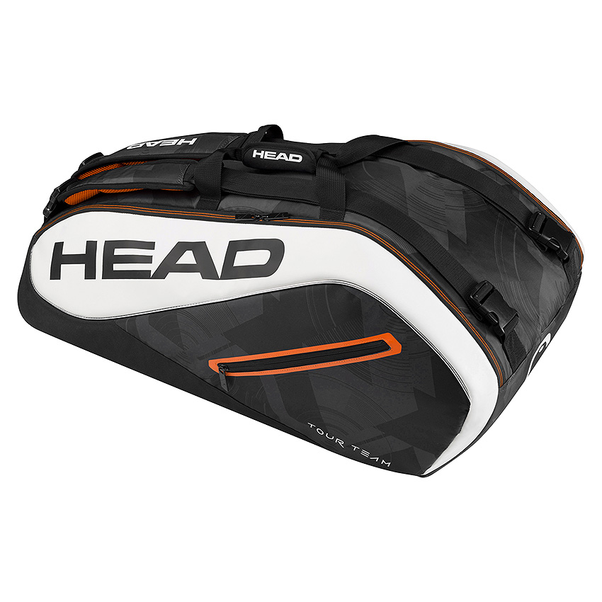 HEAD Tour Team 9R Supercombi Black 2017