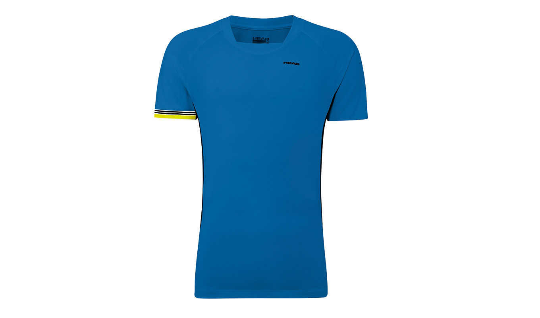 HEAD Drive T-Shirt Blue XL